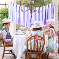 Kid-friendly Tea Party