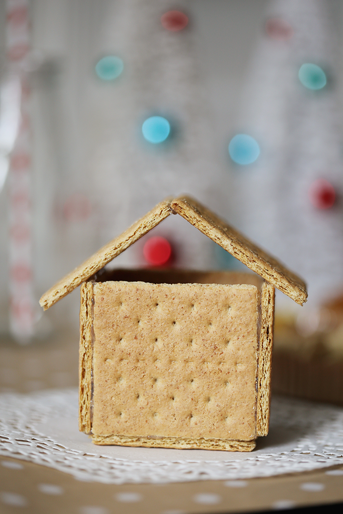 Healthier Gingerbread House Decorating 5 copy