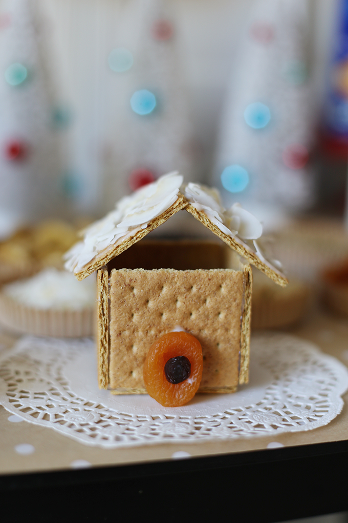 Healthier Gingerbread House Decorating 7 copy