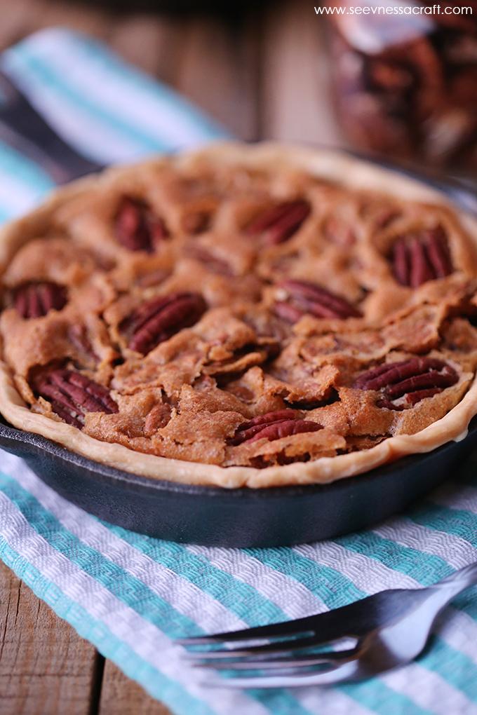 Pecan Pie Skillet 5 copy
