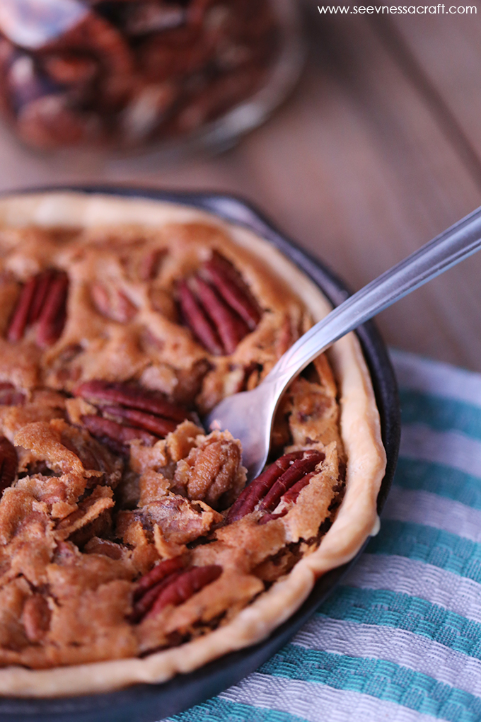 Pecan Pie Skillet 6 copy