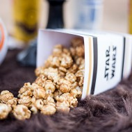 Force Awakens Star Wars Chewie Caramel Corn recipe