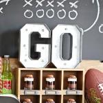 Party: Game Day Football Baked Potato Bar