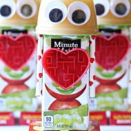 craft robot valentines day snack