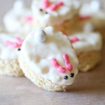 Recipe: Easter Bunny Crispy Treats