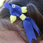 Craft: Finding Dory Ribbon Fish Headband
