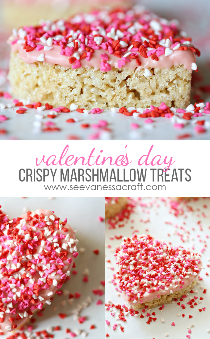 Heart Rice Crispy Treats copy