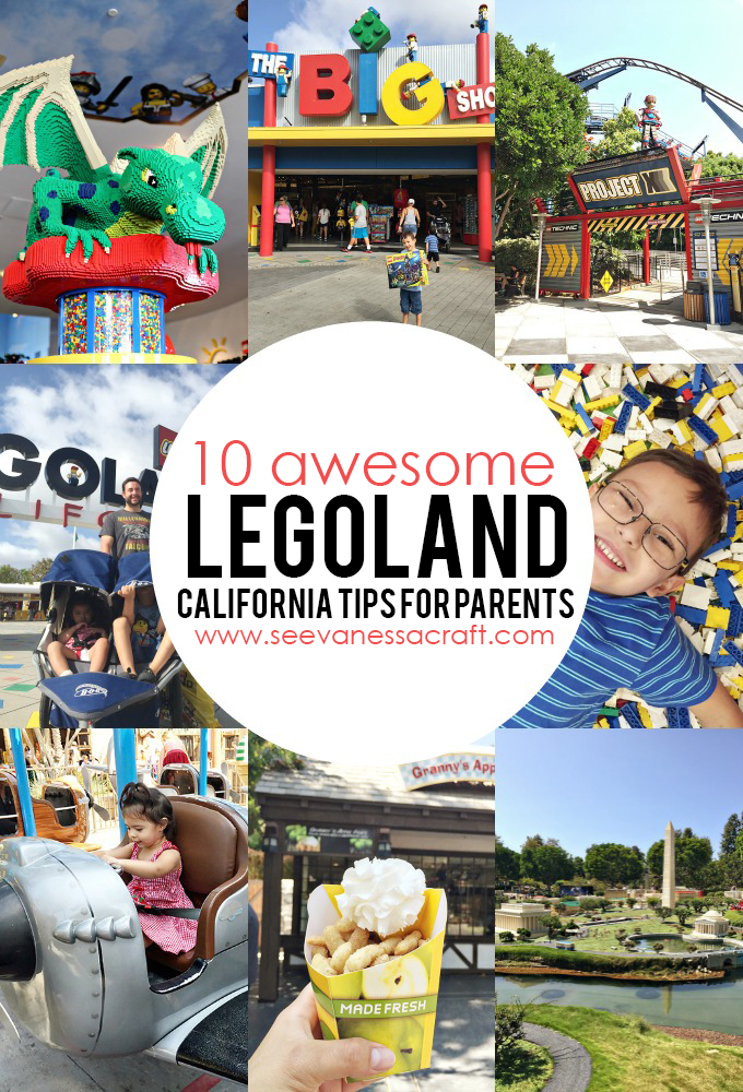 Legoland California Tips copy