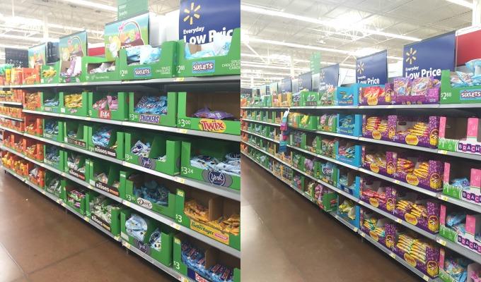 Dove Walmart