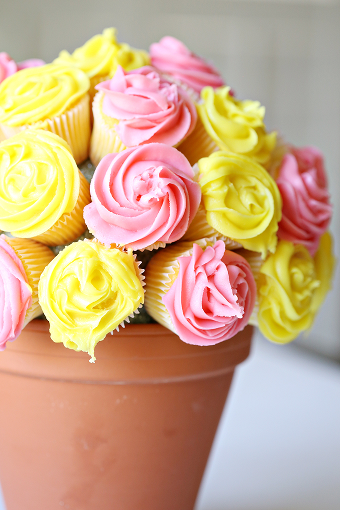 Flower Cupcake Bouquet 7 copy