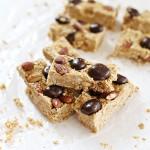 Recipe: No Bake Fruit and Nut Granola Bars