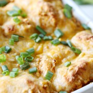 Bubble Up Cheesy Enchilada Recipe