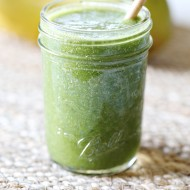Green Juice Smoothie Recipe
