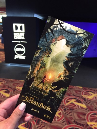 Disney's The Jungle Book at Dolby Cinema at AMC Prime