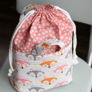 DIY Baby Tote Tutorial
