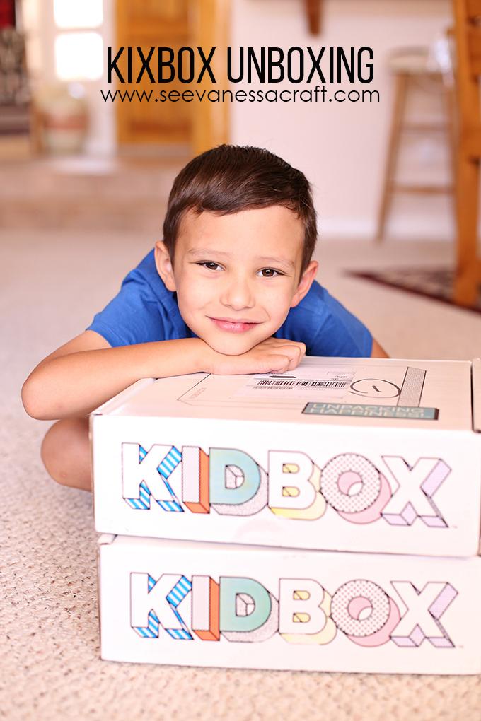 KIDBOX Unboxing 6