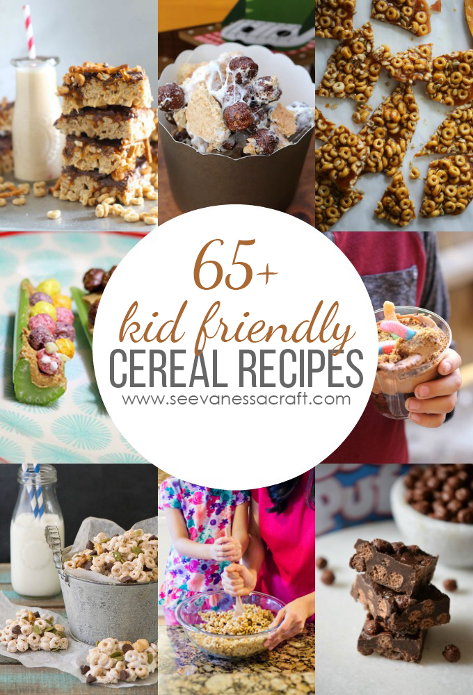 65 Cereal Recipes copy