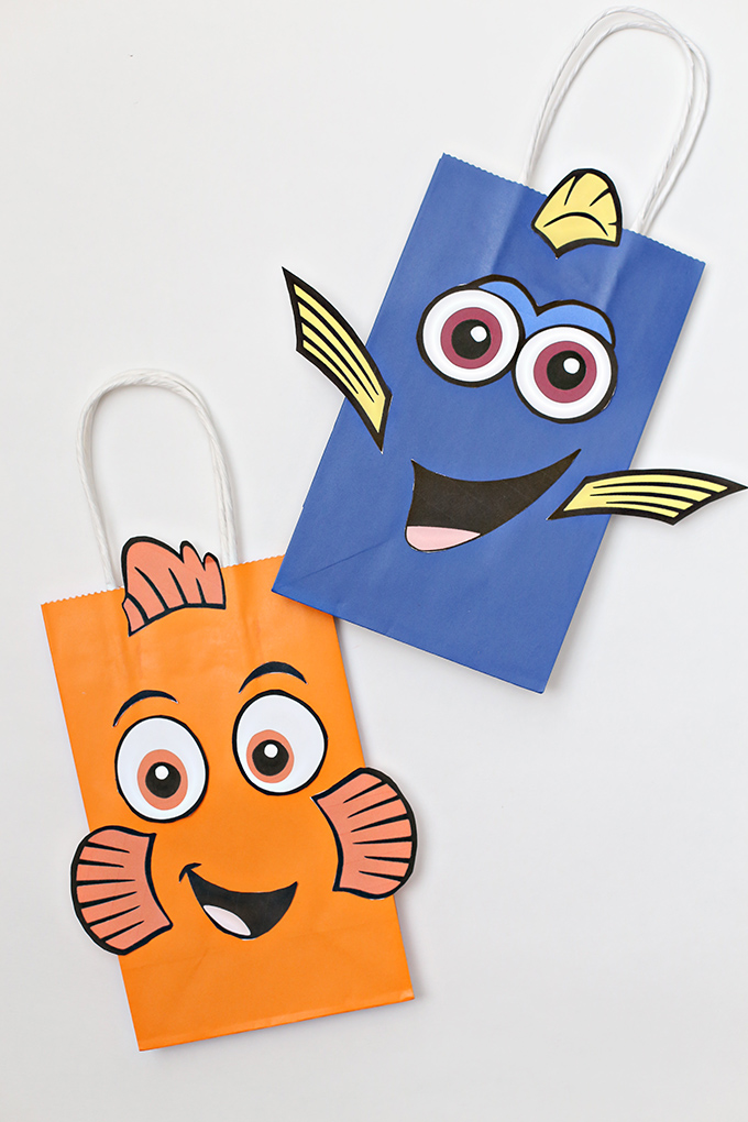 Finding Dory Bags Party Favors 1 copy
