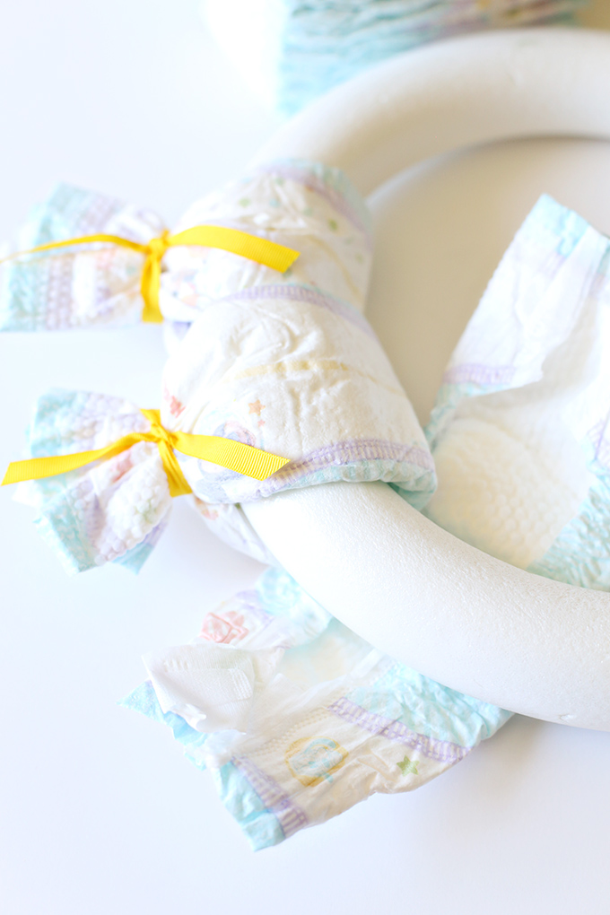 Diaper Wreath Tutorial 3 copy