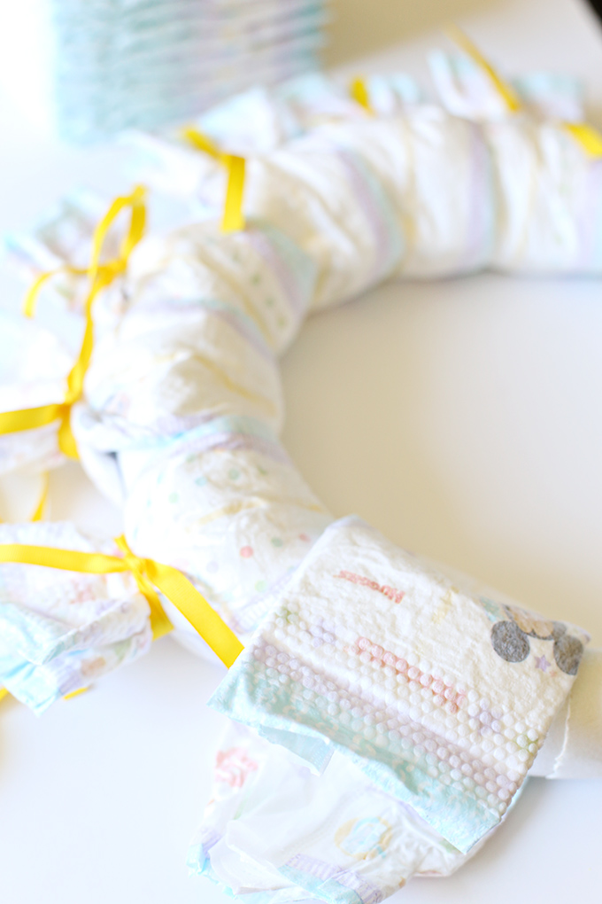 Diaper Wreath Tutorial 4 copy