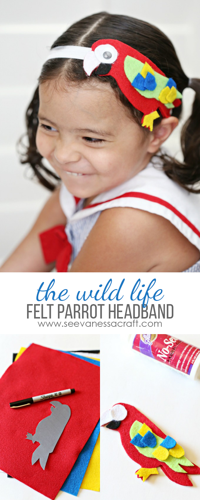 Parrot Headband Tutorial copy