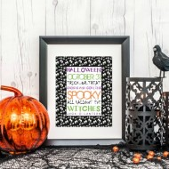 Free Halloween Printables for Party or Decor