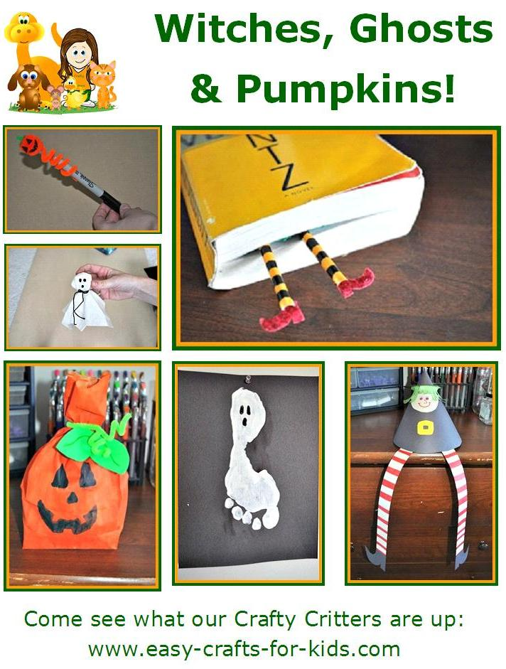 easy-halloween-crafts-collage