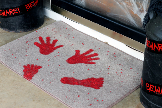 halloween door mat-004