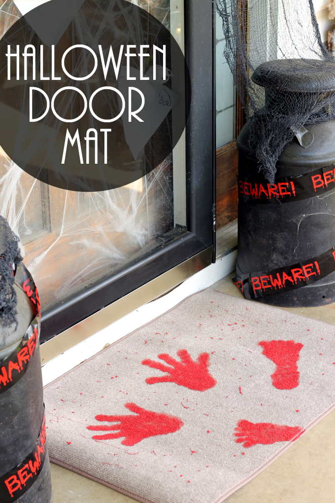 halloween door mat-006