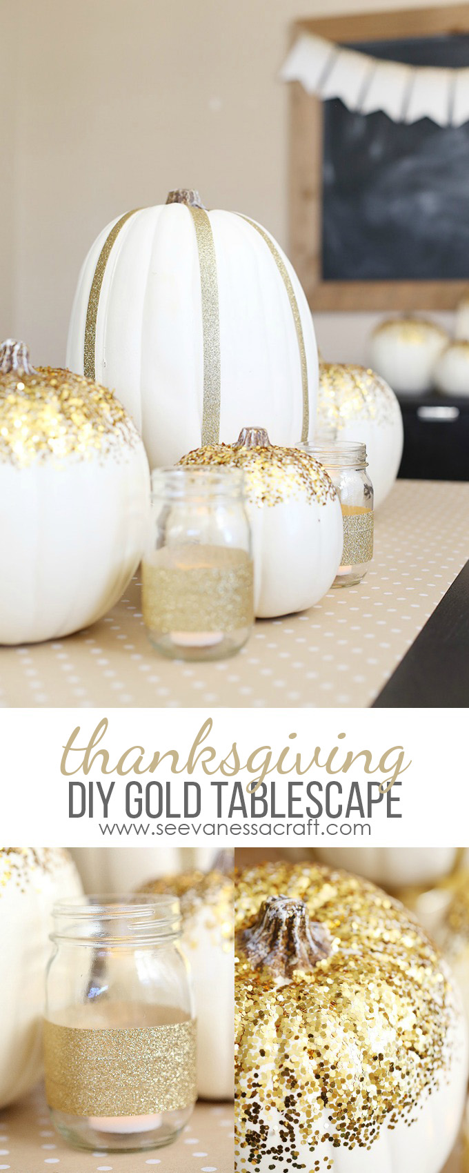 thanksgiving-gold-tablescape-idea
