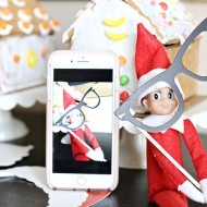 Christmas: 5 Easy Elf on the Shelf Ideas