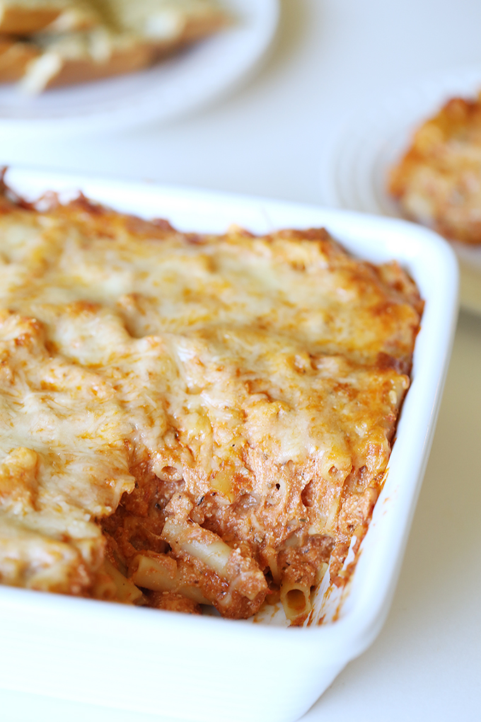 Baked Ziti Recipe 2 copy