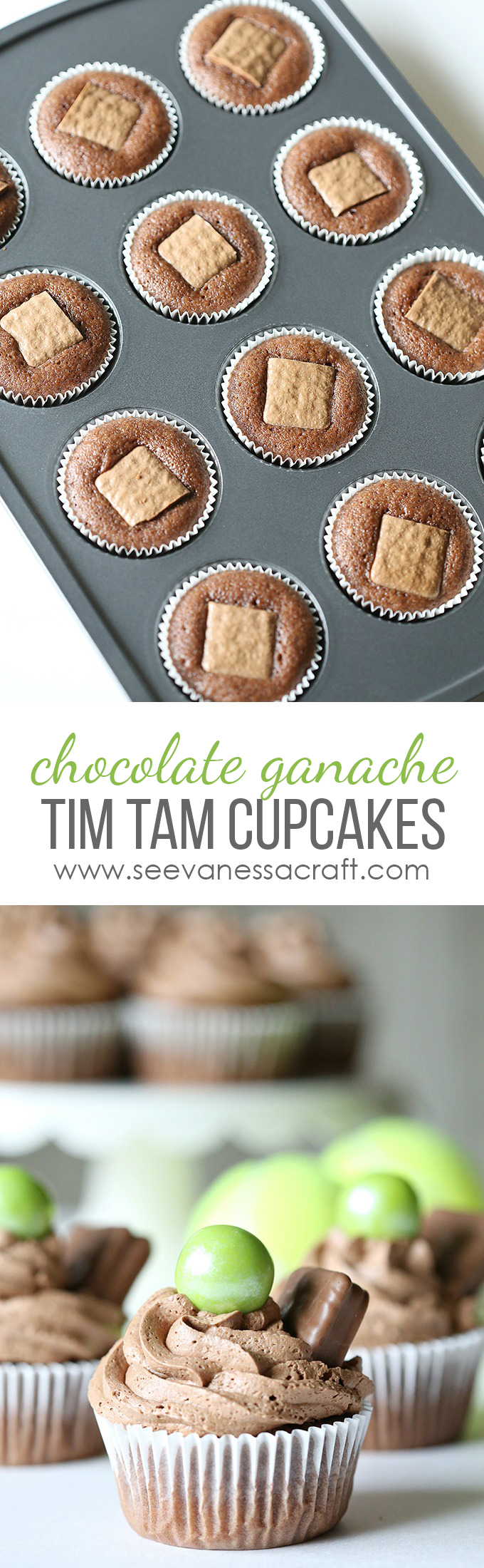 chocolate-ganache-tim-tam-cupcake-recipe