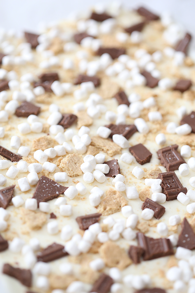 Chocolate S'mores Bark Recipe 6 copy