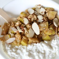 Recipe: Apple Crisp Breakfast Bowl