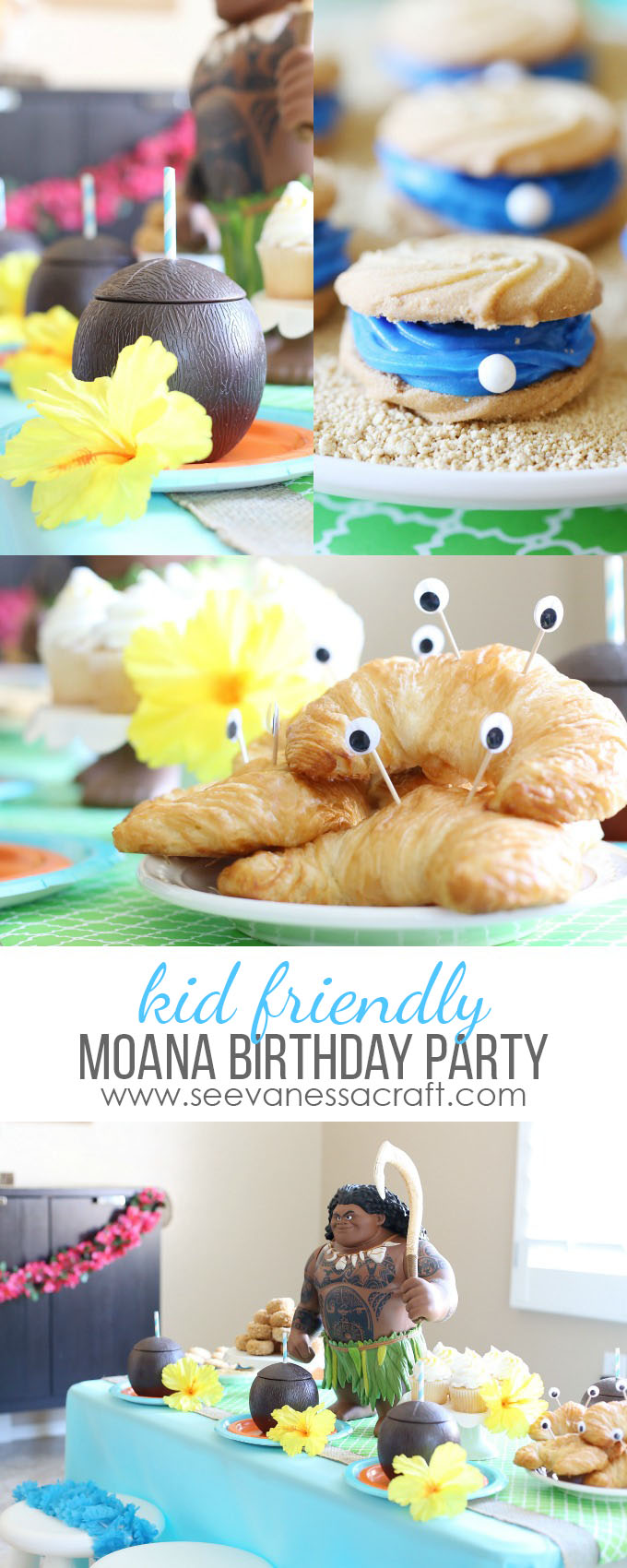 Disney Moana Birthday Party Ideas copy