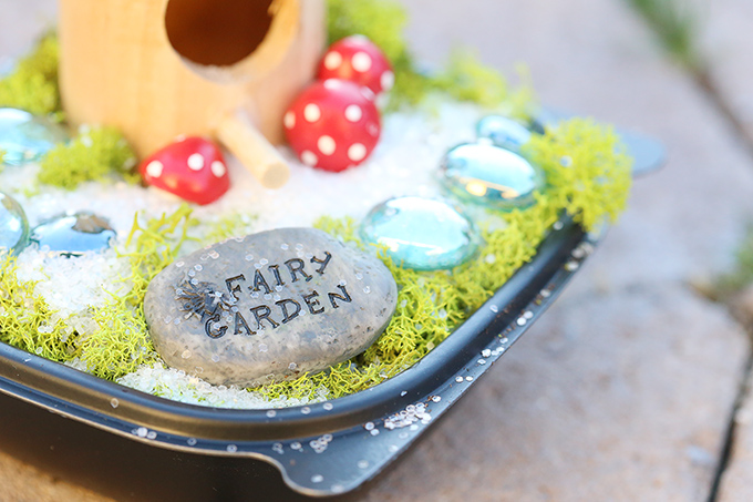 Upcycled Fairy Garden 9 copy