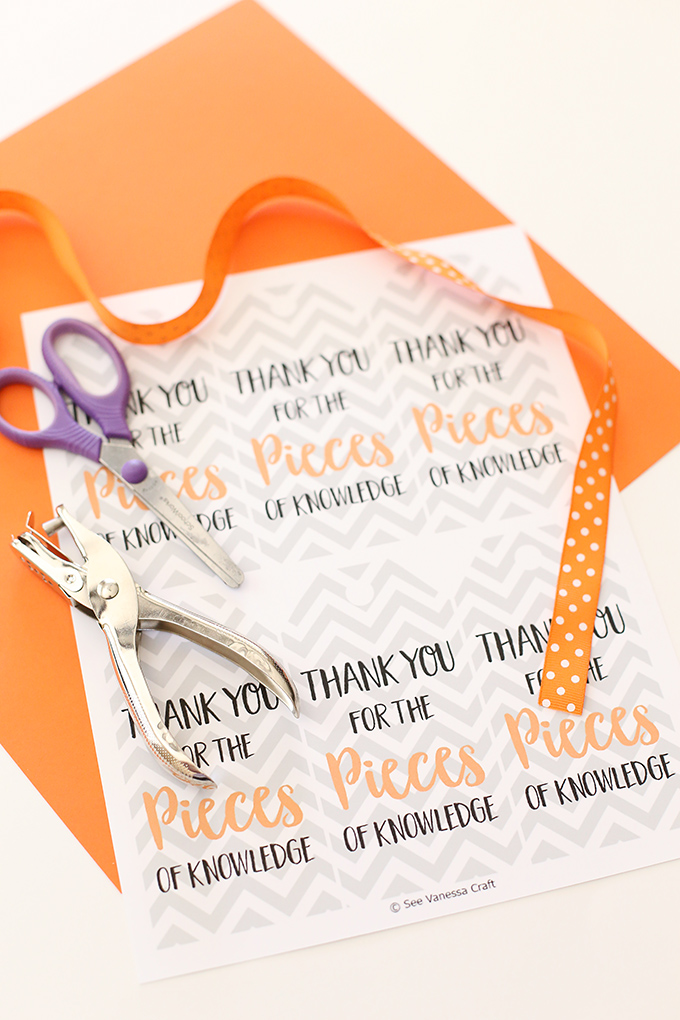 Teacher Appreciation Gifts With Reeses | just b.CAUSE