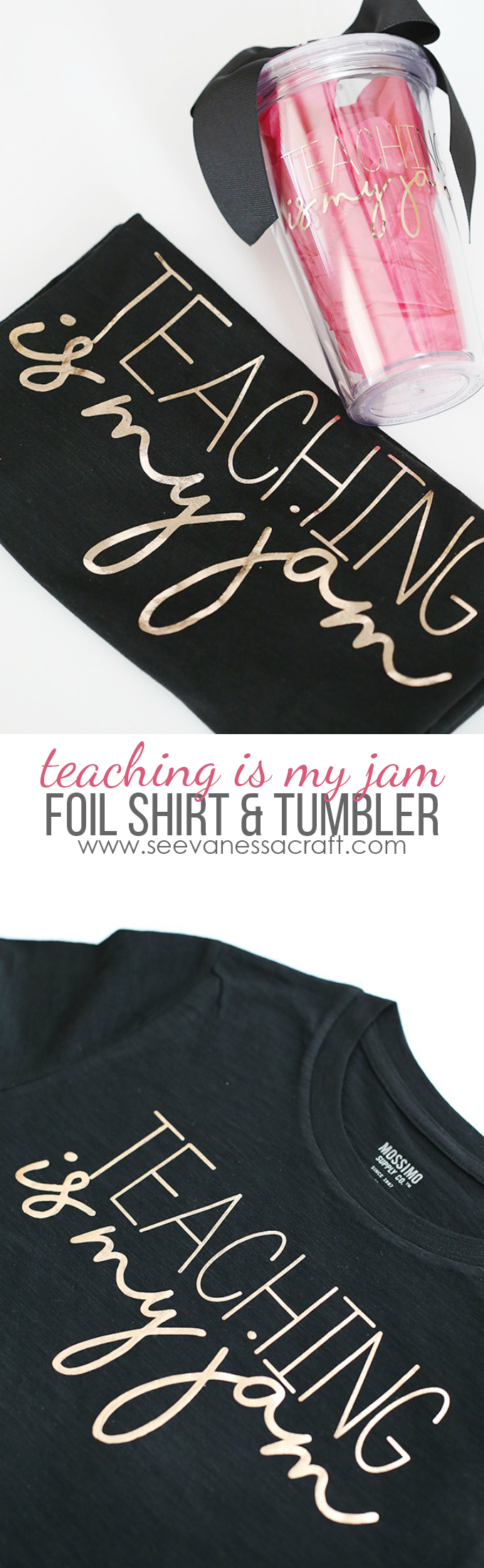 Teaching Is My Jam Teacher Gift