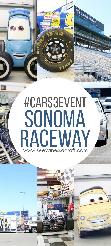 Sonoma Raceway Cars3Event