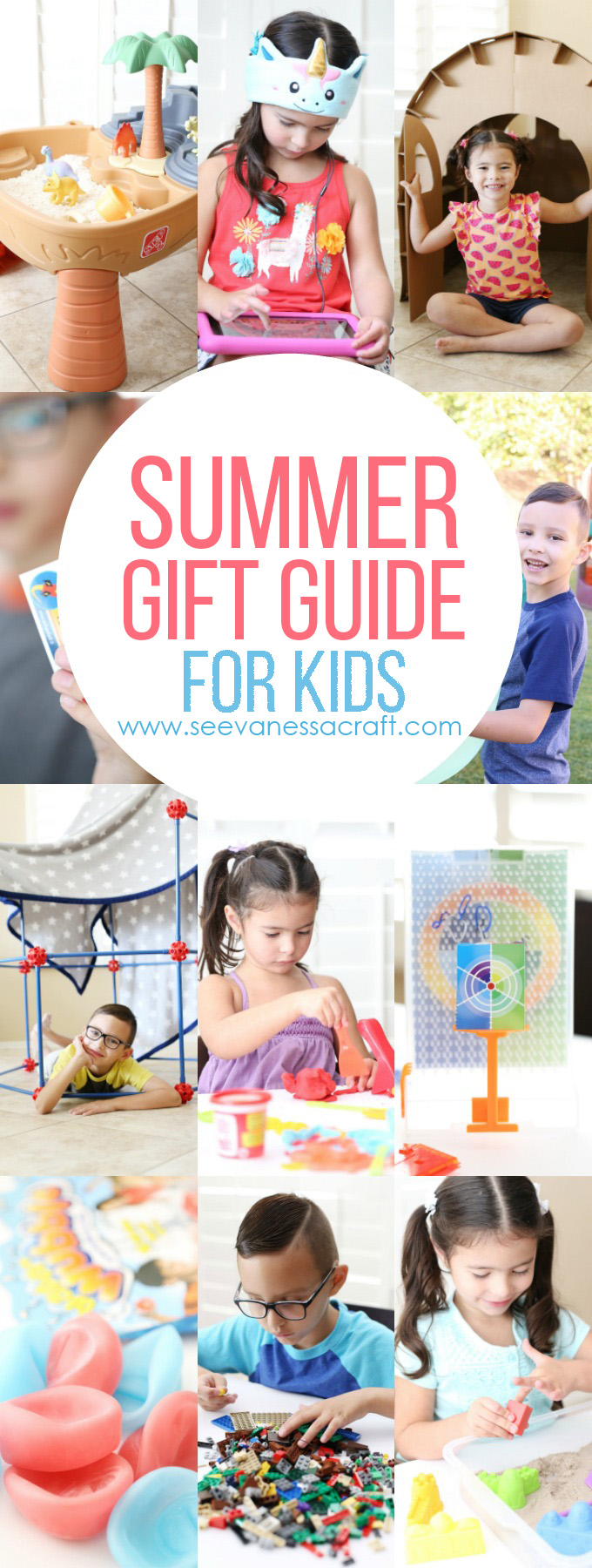 Summer giveaways for kids
