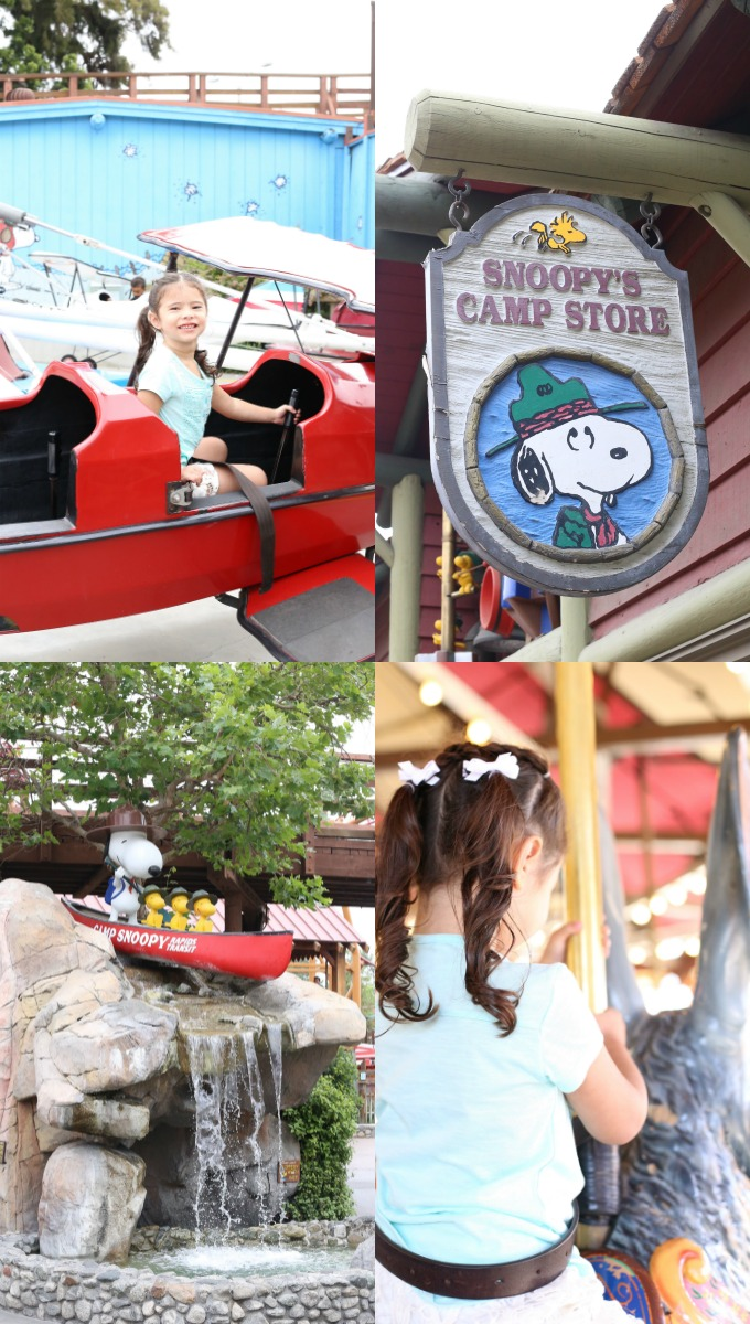Knotts Berry Farm Camp Snoopy