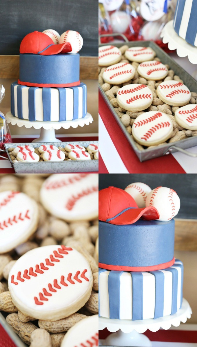 Baseball Birthday Party 3