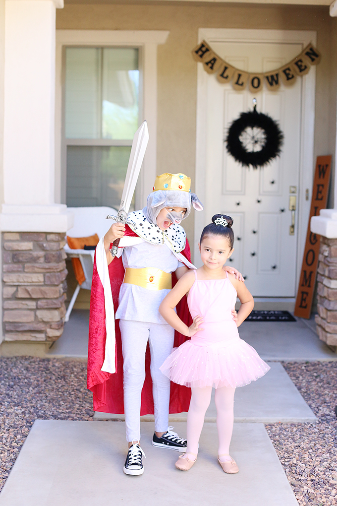 Easy Halloween Family Nutcracker Costume 3 copy