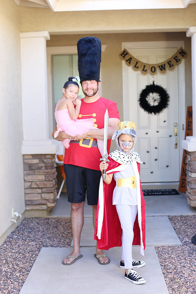 Easy Halloween Family Nutcracker Costume 4 copy