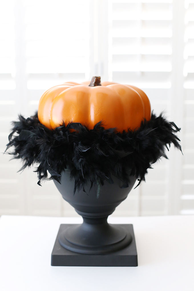 Hallowene Pumpkin Topiary 4 copy