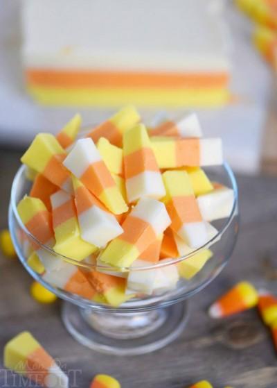 Candy Corn Dessert Recipes
