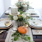 Thanksgiving: 40+ Tablescape and Decor Ideas