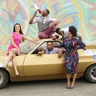 Disney: ABC The Mayor TV Show #ABCTVEvent #TheMayor
