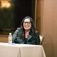 "Disney: Rachel House ""Topaz"" Interview #ThorRagnarokEvent"